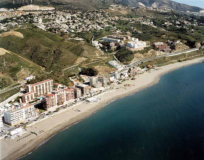 Carvajal Beach - Benalmadena Beaches - Fuengirola Beaches