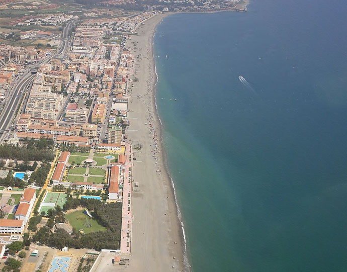 Sabinillas Beach - Manilva Beaches