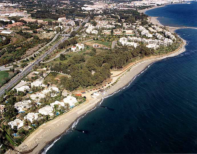 Casablanca Beach - Marbella Beaches