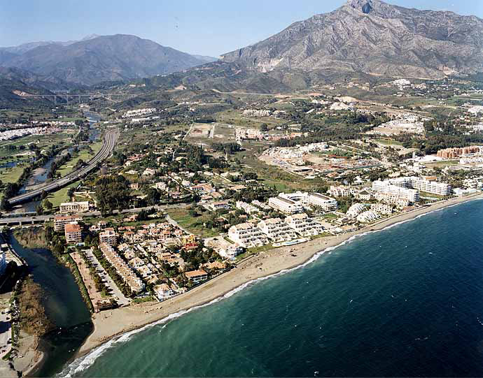 Ancon Beach - Marbella Beaches