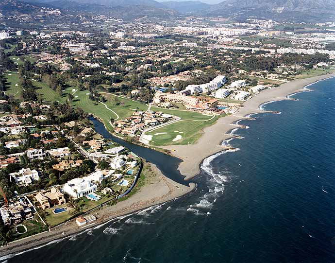 Guadalmina Beach - Marbella Beaches