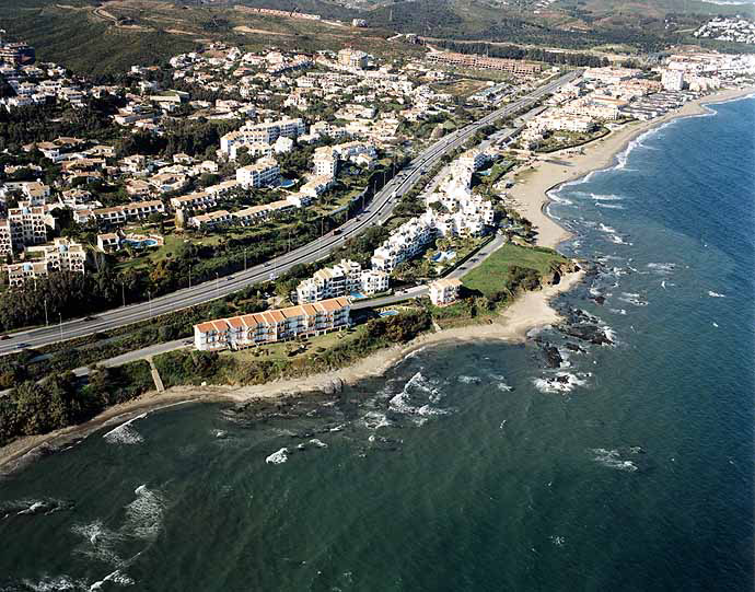 Beach of El Bombo - Beaches of Mijas