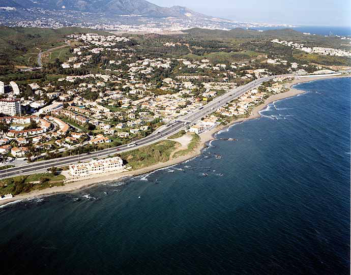 El Chaparral Beach - Mijas Beaches