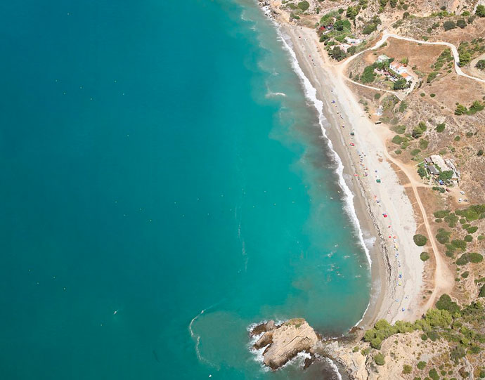 Cañuelo Cove - Marques Beach - Nerja Beaches