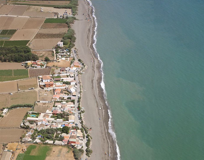 Almayate Beach - Bajamar Beach - Velez-Malaga Beaches